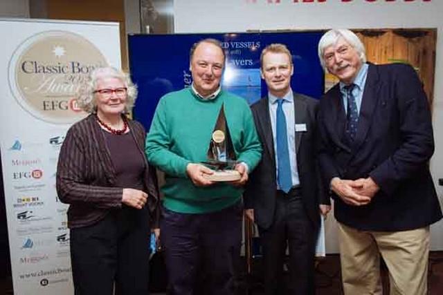 Award Winners News Rescue Wooden Boats