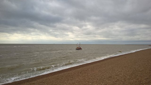 Leg 3 - Aldeburgh to Levington/Harwich - Rescue Wooden Boats